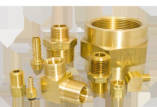 MAF/USA Brass Fittings
