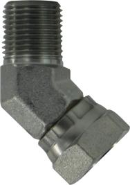 "New Bronze 45 deg Street Elbow brass Fittings 44202 3//8/"""