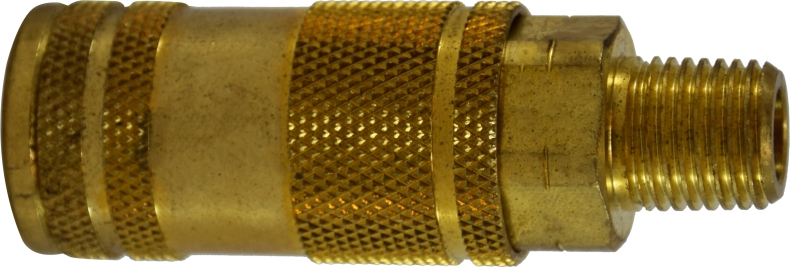 Lincoln Male Coupler