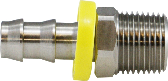 Stainless Steel Male Adapter