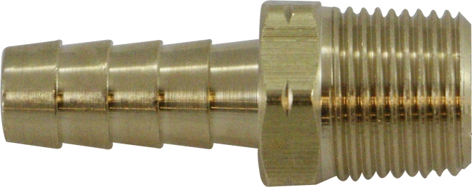 Rigid Male BSPT Adapter