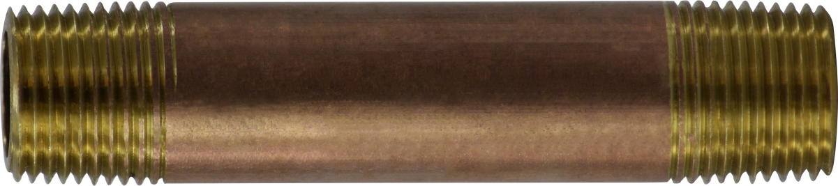 Brass Nipple 3/8 Diameter
