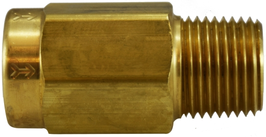 F x M 500 PSI Check Valve with Viton Seal