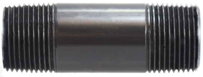 Schedule 80 PVC Nipple 1/2 Diameter