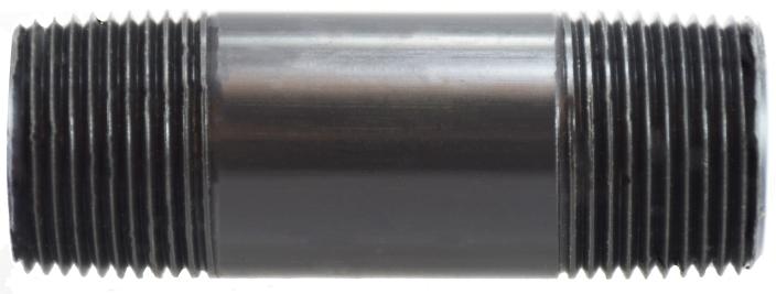 Schedule 80 PVC Nipple 1-1/2 Diameter